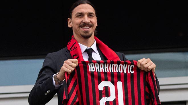 La révélation de Zlatan Ibrahimovic, de retour à l'AC Milan- Quand j'ai quitté le club en 2012 pour le PSG, je ne voulais pas partir