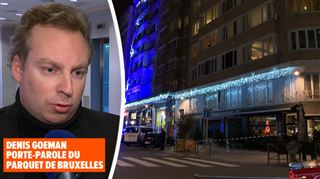 Ixelles- l'enfant tombé d'une fenêtre à la place Flagey est décédé