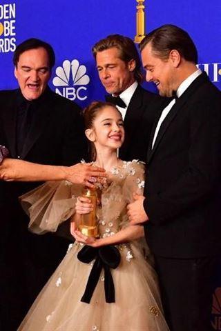 Golden Globes 2020 - 1917 sacré meilleur film dramatique, Once upon a time in Hollywood... trois fois primé