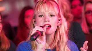 Angèle a détrôné Johnny- la Belge est en tête des ventes d'albums en France