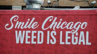 Pénuries de cannabis dans l'Illinois quelques jours après sa légalisation