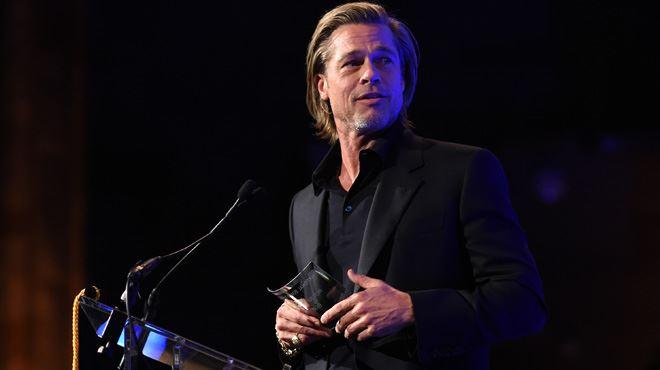 Je suis devenu sobre grâce à ce type- quand Brad Pitt remercie ce célèbre acteur (vidéo)