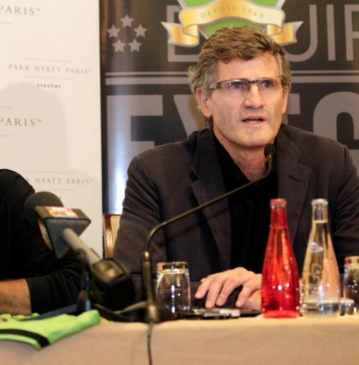 Tennis: l'ancien joueur Gilles Moretton candidat à la présidence de la FFT