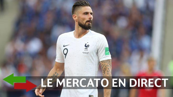 Mercato- voici les rumeurs et transferts du 10/01