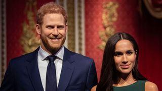Madame Tussauds sépare déjà Harry et Meghan du reste de la famille royale