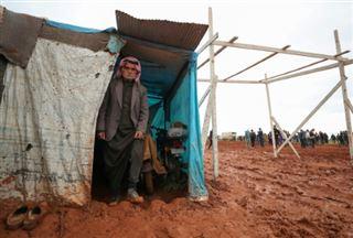 Syrie- les déplacés d'Idleb appellent l'ONU à renouveler l'aide transfrontalière