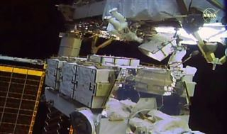Deuxième sortie dans l'espace de deux femmes astronautes de la Nasa