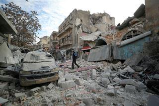Syrie- au moins 39 combattants tués dans d'intenses affrontements à Idleb