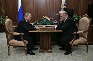 Russie- le nouveau Premier ministre de Poutine promet des changements