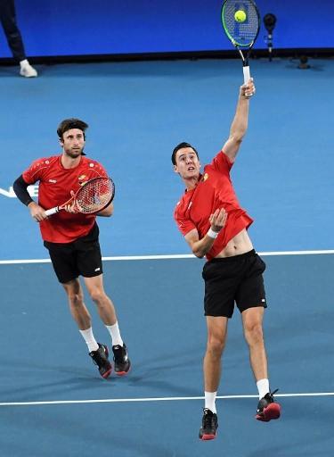 ATP Auckland - Défaite de Gillé et Vliegen qui n'accèdent pas à la finale