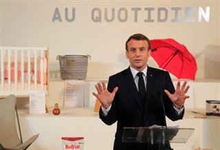 Choose France- tapis rouge pour les investisseurs étrangers au château de Versailles