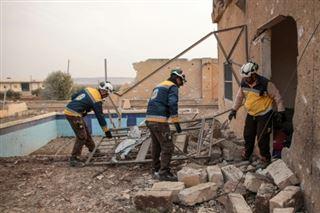 Syrie- cinq civils tués dans un raid russe sur le nord-ouest (ONG)