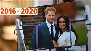Harry, Meghan et la couronne- chronologie d'un divorce annoncé