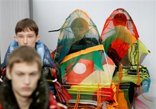 Craig Green- les extraterrestres débarquent sur la planète mode à Paris