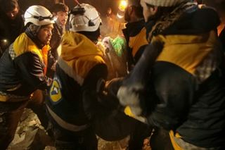 La Russie intensifie ses raids sur le nord-ouest de la Syrie, 23 civils tués