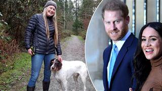 Les nouveaux voisins canadiens de Harry et Meghan veulent les protéger des médias- J'espère qu'ils pourront trouver la paix ici (photos)
