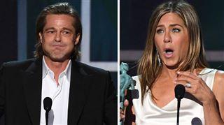 Ils ont rallumé la flamme- Brad Pitt et Jennifer Aniston à nouveau EN COUPLE ? 4