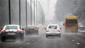 Météo: chutes de neige fondante sur les hauteurs en Ardenne