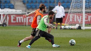 Eden Hazard est de retour à l'entraînement plus affûté que jamais!