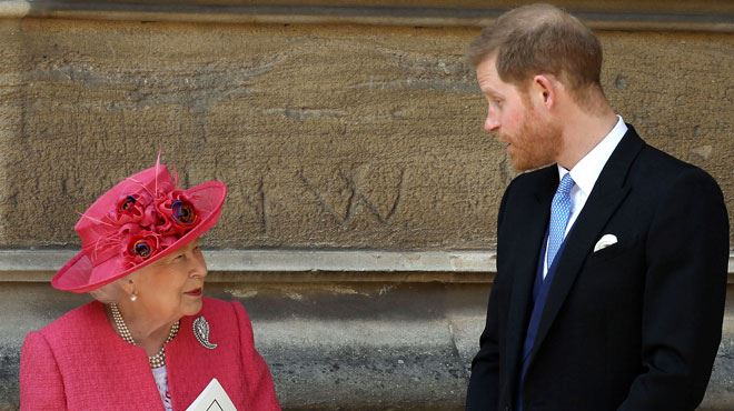 Les blagues du prince Harry à Elizabeth II- Harry était bien le seul à pouvoir le faire