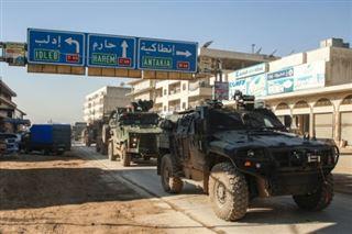 Syrie- la Turquie riposte à des tirs du régime, plusieurs morts