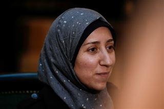 La Syrienne Amani Ballour, d'un hôpital de guerre aux lumières d'Hollywood