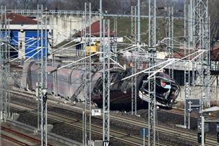 Italie- deux morts dans le déraillement d'un train à grande vitesse