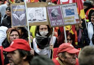 Retraites- les enseignants-chercheurs misent sur la grévilla pour rendre visible leur mobilisation