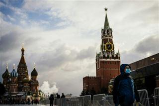 Coronavirus- le Kremlin prend la température pour protéger Poutine