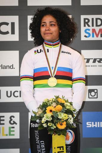 Ceylin del Carmen Alvarado s'impose à Lille et remporte le classement final