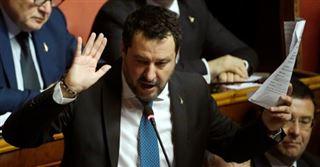 Italie- le Sénat renvoie en justice Matteo Salvini pour avoir bloqué des migrants