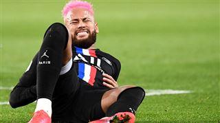Le PSG ENCORE privé de Neymar au stade des 8es de finale de la Ligue des Champions?