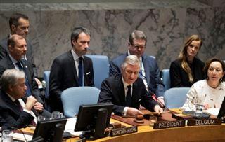 Syrie- la Belgique pour un retour groupé d'enfants de jihadistes