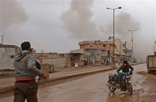 Syrie- le régime avance dans le dernier bastion jihadiste (ONG)