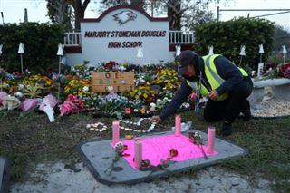 La Floride se recueille, deux ans après la fusillade dans le lycée de Parkland