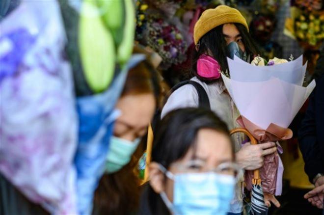 L'amour au temps du coronavirus- triste Saint-Valentin en Chine