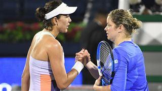 Kim Clijsters va donner du fil à retordre à beaucoup de monde- Muguruza couvre la championne belge de louanges 2