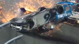 Terrible accident durant une mythique course automobile- un pilote dans un état grave 5