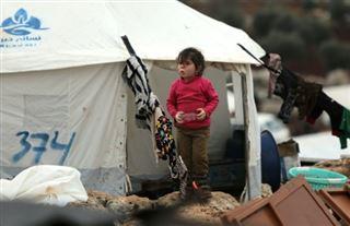 Syrie- bombardements incessants du régime, exode massif