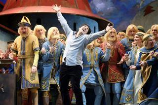 Le retour au Bolchoï d'un iconoclaste de l'opéra russe