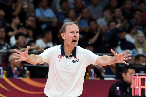 Basket: avant les JO-2020, les Bleus en mode qualifications pour l'Euro-2021