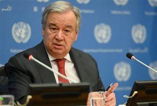 Syrie- Le cauchemar humanitaire doit cesser maintenant, selon le chef de l'Onu