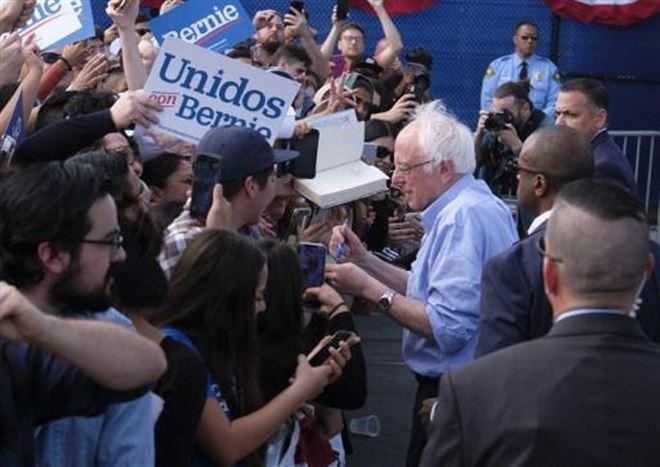 USA- Sanders dénonce l'ingérence de Moscou, qui chercherait à le favoriser