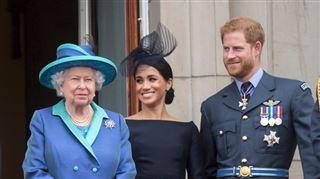 C'est une interdiction de la REINE- Harry et Meghan ne pourront plus utiliser l'appellation Sussex royal