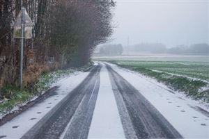 De la neige fondante attendue dans tout le pays dès mardi