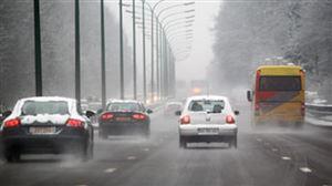 Météo: le sud du pays placé en alerte jaune, la neige pourrait tomber en fin de journée