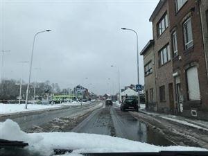 L'IRM met en garde contre les conditions glissantes sur les routes