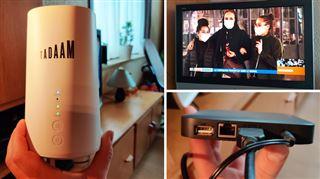 Les tests de Mathieu- internet à la maison en illimité et la TV via la 4G UNIQUEMENT, c'est enfin possible