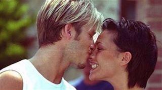 David Beckham raconte une anecdote ADORABLE sur sa rencontre avec Victoria (vidéo)