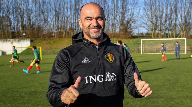 Roberto Martinez heureux du changement de format de la Ligue des Nations- La compétition est encore mieux